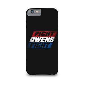 Fight Owens Fight Printed Mobile Cover (Samsung J7)