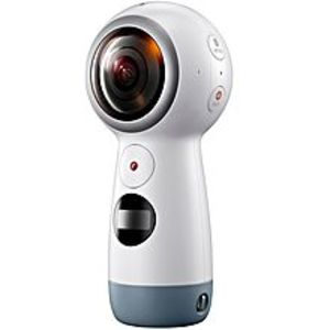 Samsung Gear 360 2017 - 4K Spherical VR Camera - White