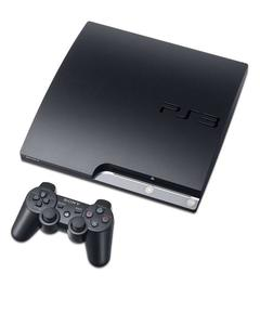PlayStation 3 Slim - 320 GB - Black