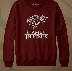 Games Of Thrones Sweatshirts By THE ENFINITY