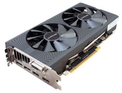 Sapphir PULSE Radeon RX 580 8GB GDDR5 PCI-E Dual HDMI / DVI-D / Dual DP OC w/ Backplate (UEFI), 100411P8GOCL