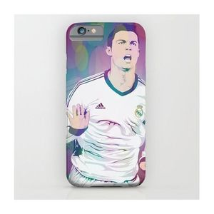 Cristiano Ronaldo Printed Cover Case (Samsung C7)