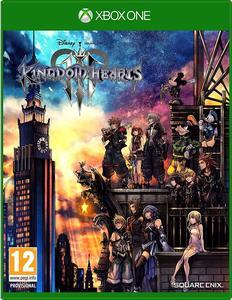 Kingdom Hearts 3 - Stanadard Edition - Xbox one