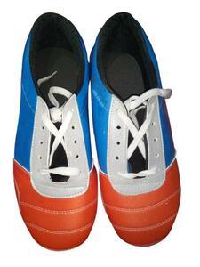 Football Spikes Shoes-football goal keeper shoes-Multicolour