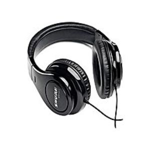 Shure SRH240A Professional Quality Headphones - Black