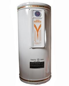 Seiko Appliances Electric Water Geyser - 15 Gallon - Off White