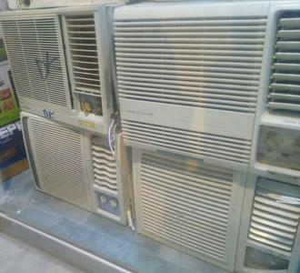 Imported Window Air Conditioner Manual - 0.75 Ton