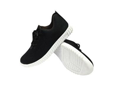 The Shoe Club Black Sports Sneaker For Men