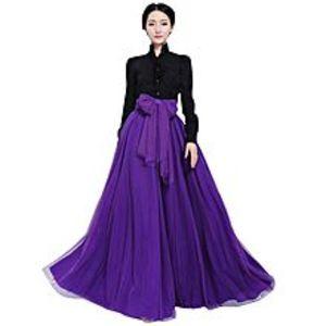 Daraz FashionMaxi Skirt for Women - Free Size
