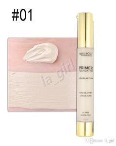 Face Lliquid Foundation Cream Waterproof Long Lasting Makeup Primer Concealer 30Ml Oil-Control Bb Cream #1