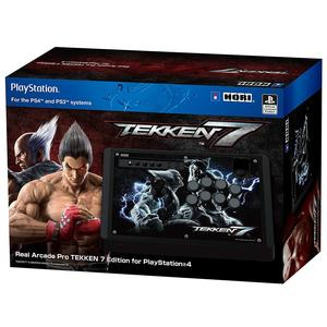 HORI Real Arcade Pro Tekken 7 Edition Fight Stick for PlayStation 4 and PlayStation 3