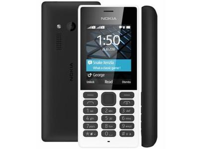 "Product details of 150 - Dual Sim - 2.4"" - Black"