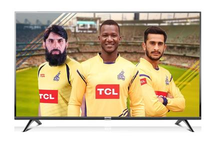TCL 32 Inch Smart LED HD Ready TV - S6500