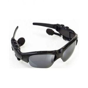 Wireless Bluetooth Sunglasses  - Black.