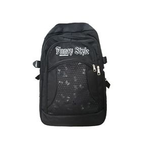 Fancy Style Bag For School & College - Black