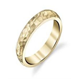 Gold Plated Gold Plated Challa Ring Men