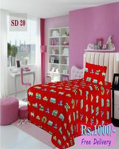 Single Bed Sheet Sd 20