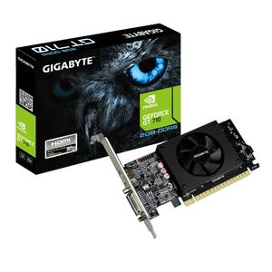 Gigabyte Geforce GT710 2 GB Graphic Card GV-N710D5-2GL