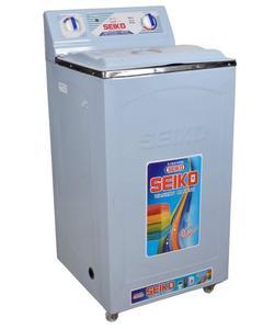 Metal body Semi Automatic Washing Machine-SK777 -Grey