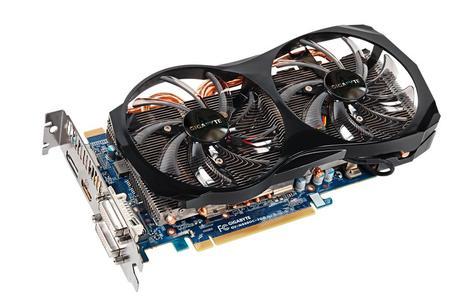 Gigabyte NVIDIA GeForce GTX 660 2GB 192Bit DDR5 Direct X 12