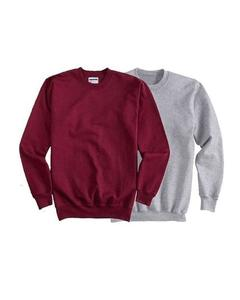 Pack Of 2 - Maroon & Grey Sweatshirt For Men
