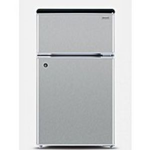 Orient114-F - Bed Room Size Refrigerator - Grey
