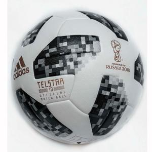Football Fifa world cup Russia 2018 Telstar 18- Black white
