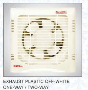 Royal Fan-Exhaust Fan Plastic 8