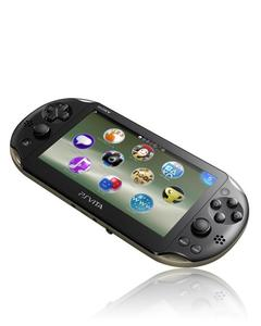 PlayStation Vita Slim 2000 - Wi-Fi - Black