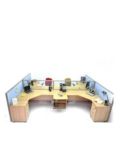 Cubical Workstation SW-P015(01) Nocea