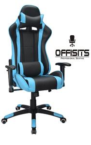 GAMING CHAIR - AQUA - Blue