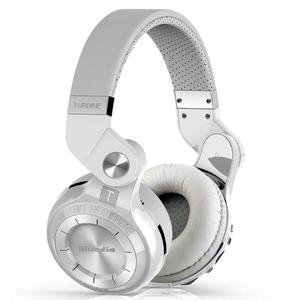 Bluedio T2+ Bluetooth Headphone Over-Ear Wireless Foldable Headphones with Mic