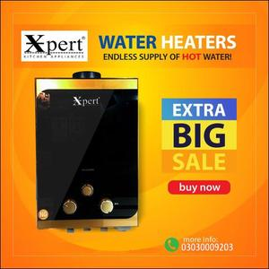 XPERT | INSTANT GAS WATER HEATER | GEYSER | NEW ARRIVAL