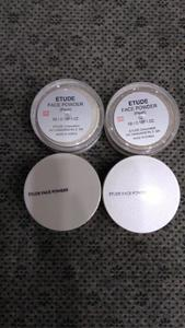 Etude Face Powder And Twin Cake Refill