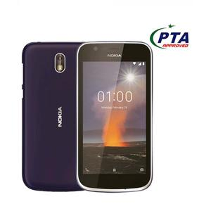 "Nokia 1 - 4.5"" - 1GB Ram - 8GB Rom - Dark blue"