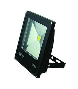 50W LED Flood Light - Black