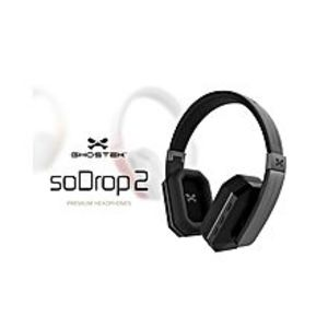 GhostekGhostek soDrop 2 Premium Wireless Stereo Headphones - Black