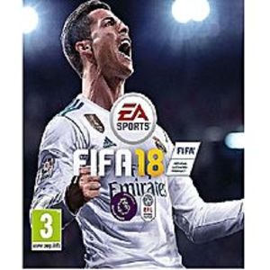 Electronic Arts Electronic Arts Electronic Arts FIFA 18' - PC Game - DVD