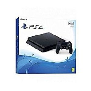 Sony PlayStation 4 Slim - 500GB - Region 3 - Black