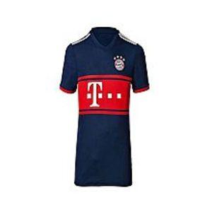 HN sportsBayerin Munich Polyester Football Kit for Men - Navy Blue