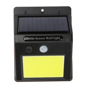 48 LED Solar Power Motion Sensor Wall Light Outdoor Waterproof Garden Lamp