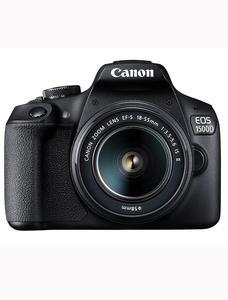 EOS 1500D/Rebel T7 w/18-55mm Lens- Black
