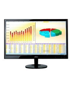 E2251FWU 22 - Inch Widescreen USB LED Monitor - Black