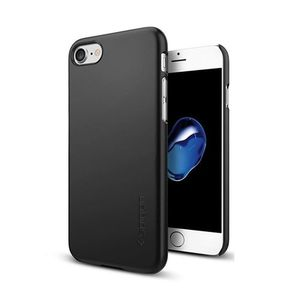 Thin Fit Matte Case for iPhone 7 - Black