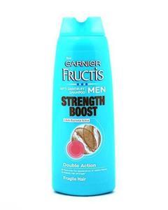 Garnier Fructis Men Strength Boost Anti Dandruff Shampoo 250ml