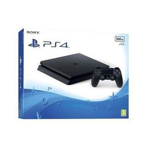 PlayStation 4 Slim - 500GB - Region 2 / PAL - Black