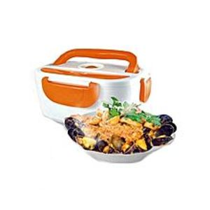 As seen on tvMulti Function Electric Lunch Box - Orange