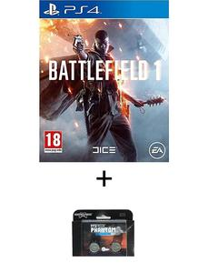 PLAYSTATION 4 DVD BATTLEFIELD 1 PS4 PLUS KONTROL FREEK