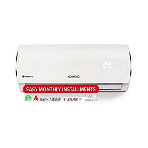 Kenwood Inverter AC KEP-1210S PRO Inverter Air Conditioner Series - 75% Saving - 12000BTU - White Glossy