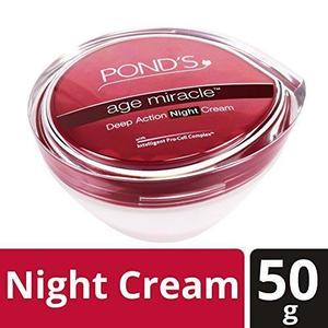 Ponds Age Miracle Deep Action Night Cream 50 gm